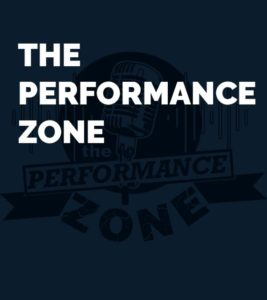 The Performance Zone card