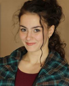 Celine Rosalie Zoppe Headshot