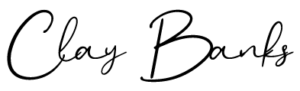 Clay Banks Styled Signature